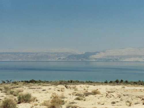 Mar morto - lago tiberiade - fiume giordano
